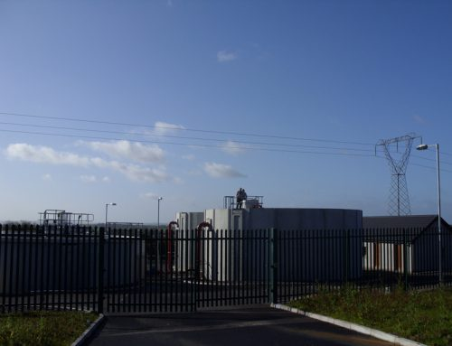 Waste Water Treatment Plant, Whitechurch, Cork